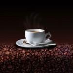 grains of coffe